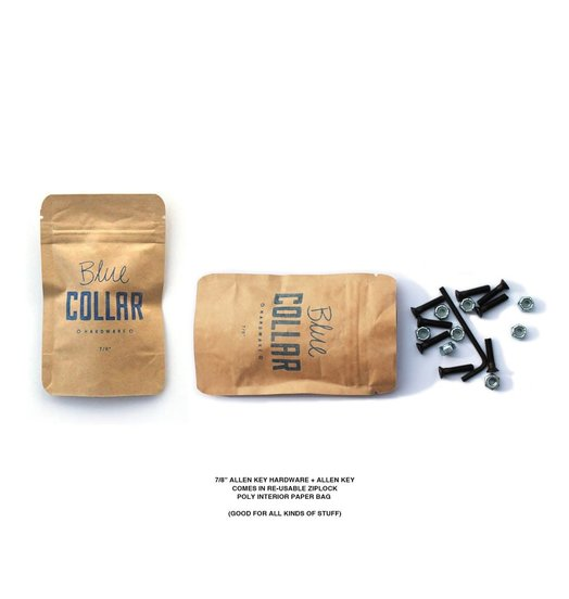 Blue Collar Blue Collar Hardware 7/8' Allen