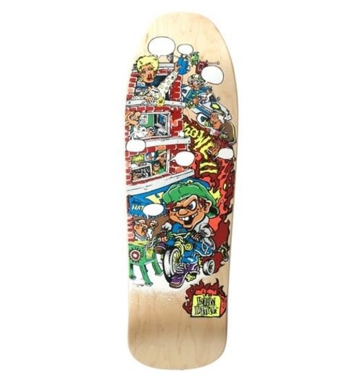 New Deal New Deal Howell Tricycle Kid Deck Natural - 9.625