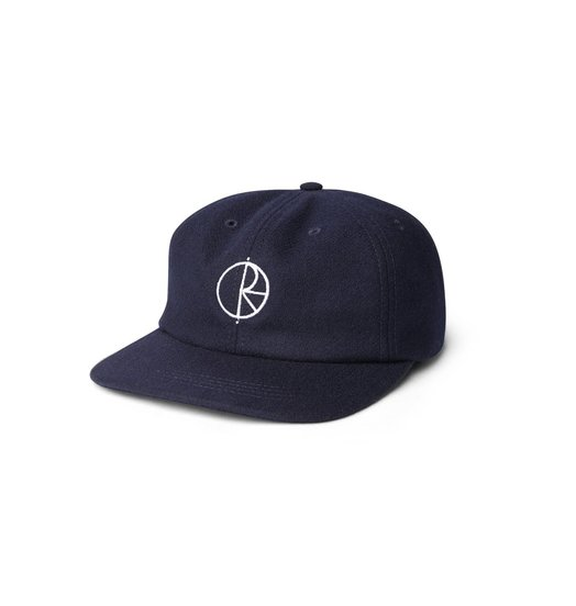 Polar Polar Wool Cap - Rich Navy