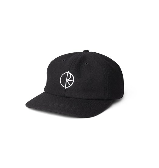 Polar Polar Wool Cap - Black