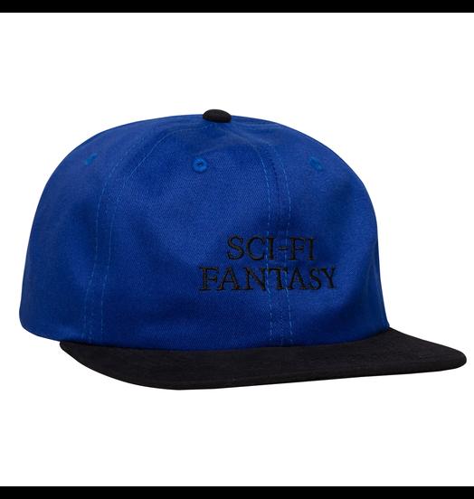 Sci-Fi Fantasy Sci-Fi Fantasy Logo Hat - Blue/Black