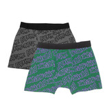 Fucking Awesome Fucking Awesome Boxer Briefs 2 Pack Assorted