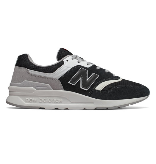 New Balance New Balance 997H - Black With Rain Cloud