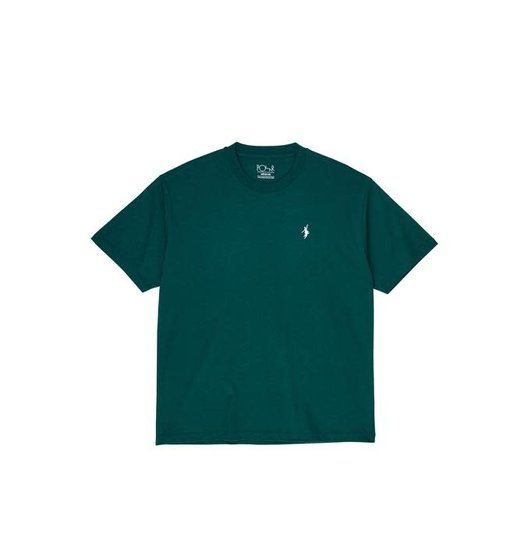 Polar Polar No Comply Tee - Dark Green