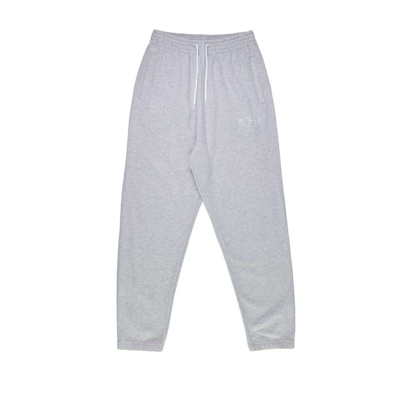 Polar Polar Default Sweat Pants - Sports Grey