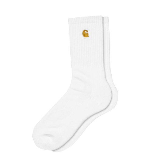 Carhartt WIP Carhartt WIP Chase Socks - White