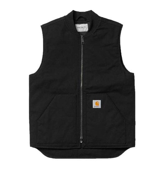 Carhartt WIP Carhartt WIP Dearborn Canvas Vest - Black