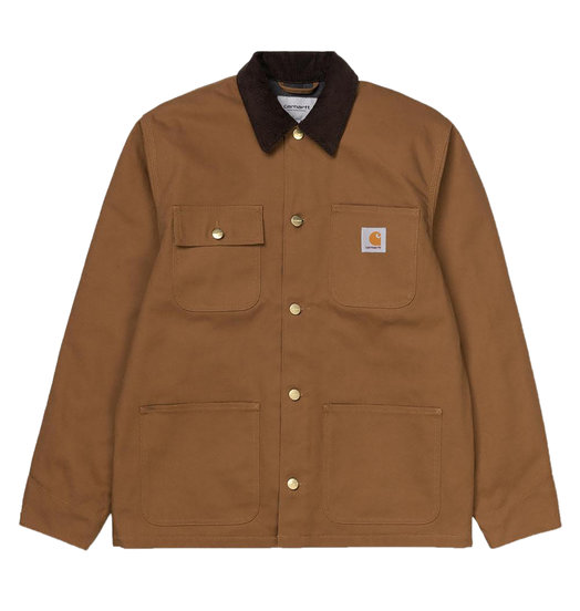 Carhartt WIP Carhartt WIP Michigan Chore Coat - Hamilton Brown