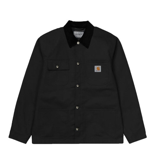 Carhartt WIP Carhartt WIP Michigan Chore Coat - Black