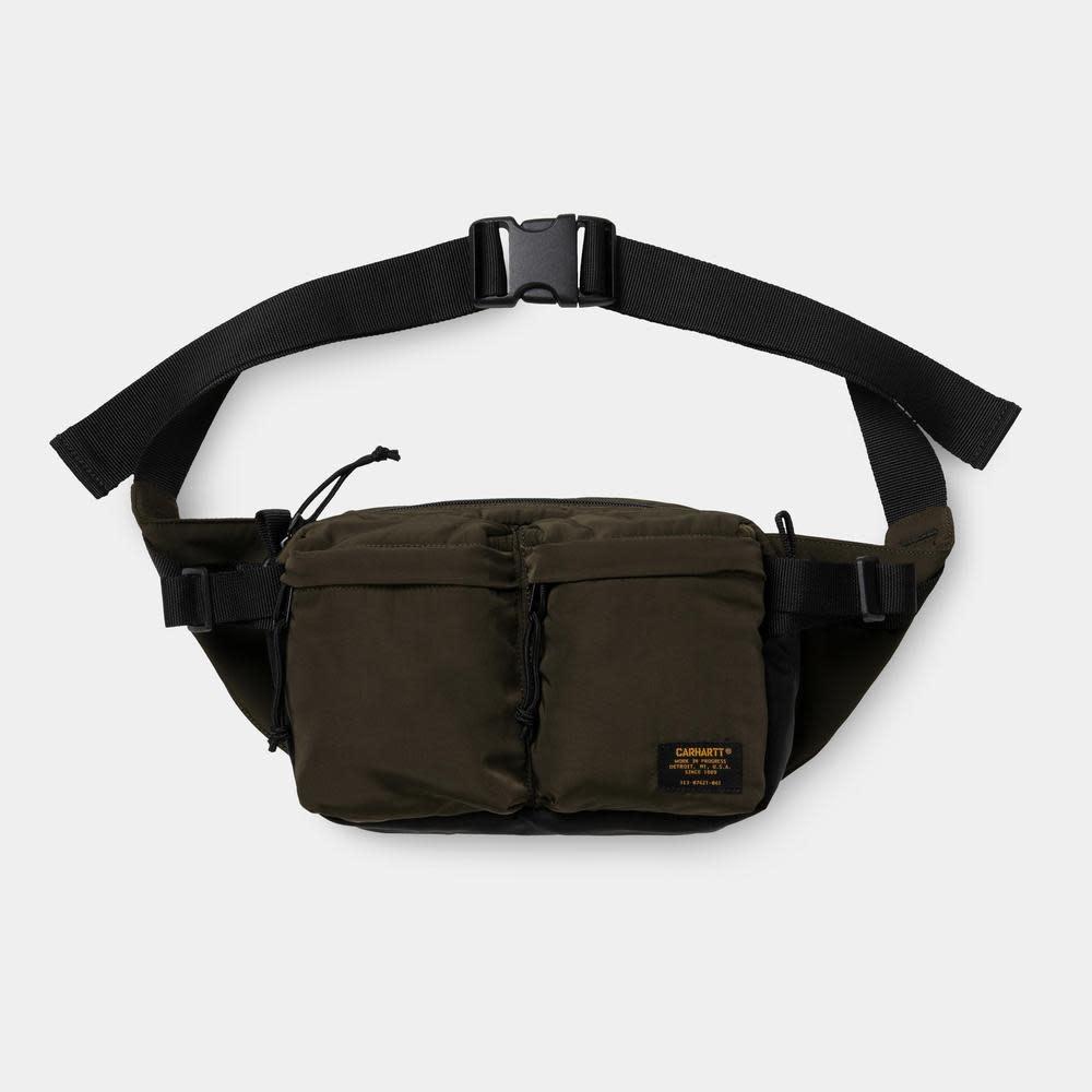 Carhartt WIP Carhartt WIP Military Hip Bag - Cypress/Black
