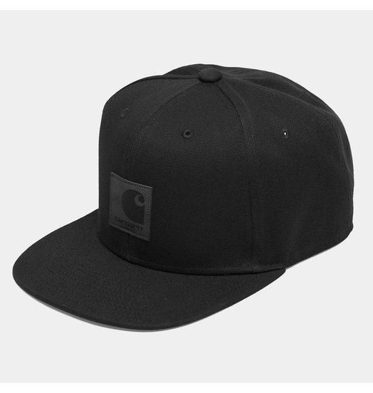 Carhartt WIP Carhartt Logo Cap - Black