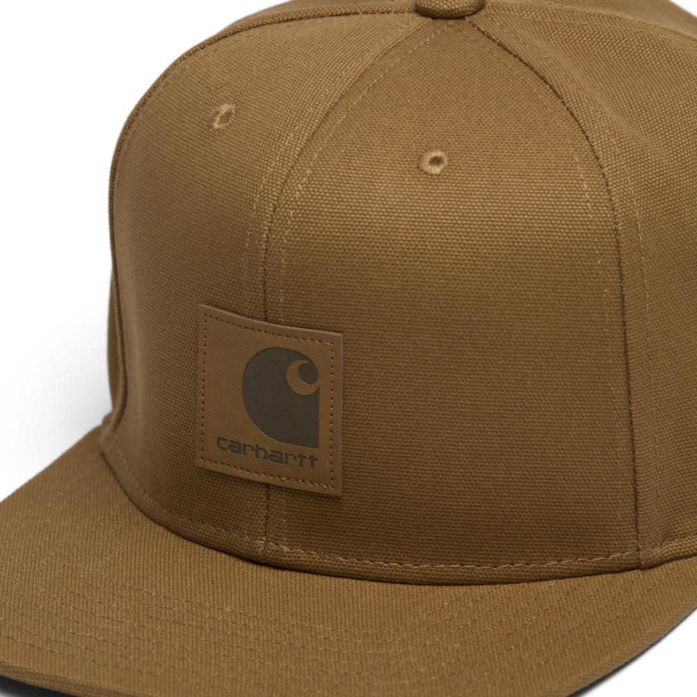 Carhartt WIP Carhartt Logo Cap - Hamilton Brown