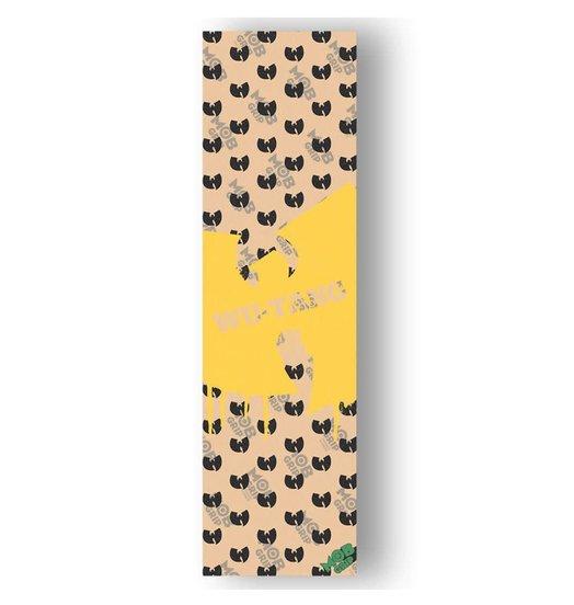 Mob Grip Mob Wu-Tang Clan Stencil Pattern Clear Grip Sheet