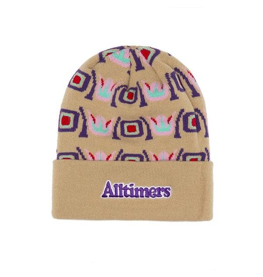 Alltimers Alltimers Grizz Beanie - Sand