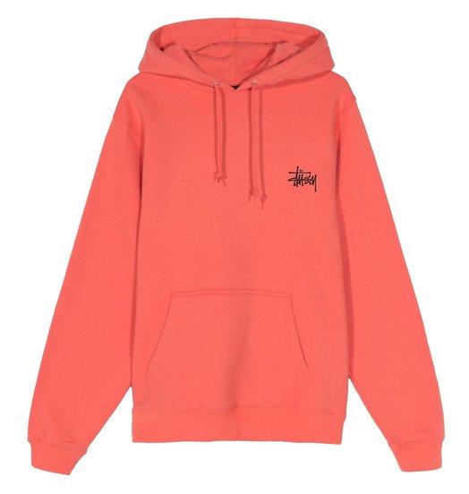 Stussy Stussy Basic Hood - Orange