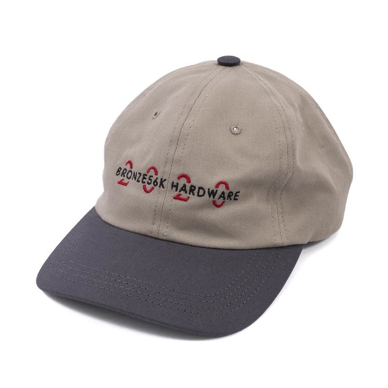 Bronze 56K Bronze 56K 2020 Hat - Khaki/Charcoal
