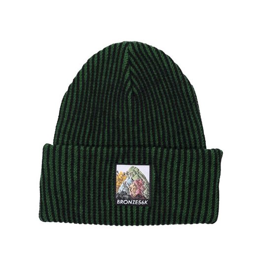 Bronze 56K Bronze 56K Mountain Beanie - Green