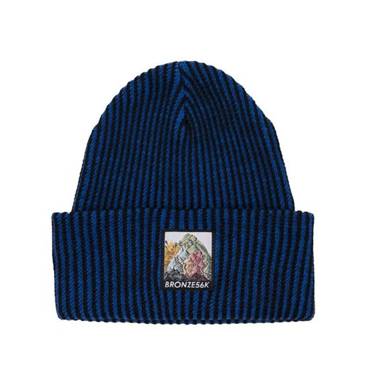 Bronze 56K Bronze 56K Mountain Beanie - Blue