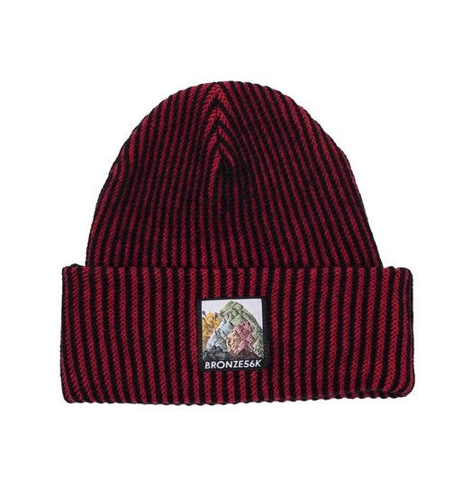 Bronze 56K Bronze 56K Mountain Beanie - Red