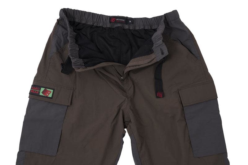 Bronze 56K Bronze 56K Hard Ware Cargo Pants - Military