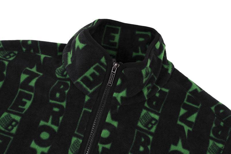 Bronze 56K Bronze 56K Vert Fleece - Black/Green