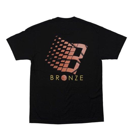 Bronze 56K Bronze 56K B-Logo Basketball Tee - Black