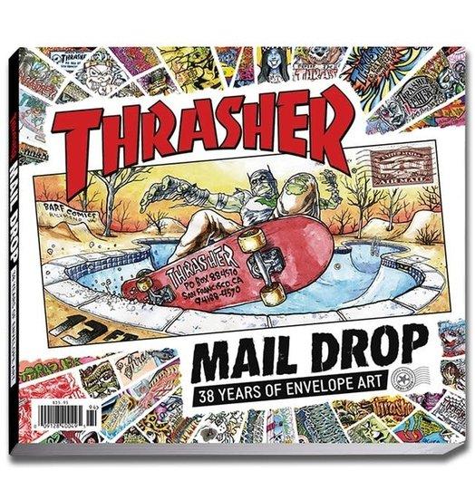 Thrasher Thrasher Mail Drop Book