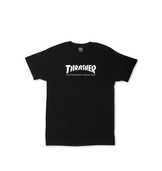 Thrasher Thrasher Youth Skate Mag Tee - Black