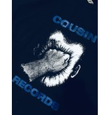 Cousin Records Cousin Records Nixon Punch Tee - Black
