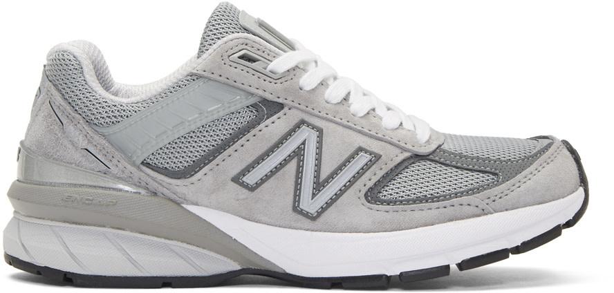 New Balance New Balance M990GL5 USA Grey