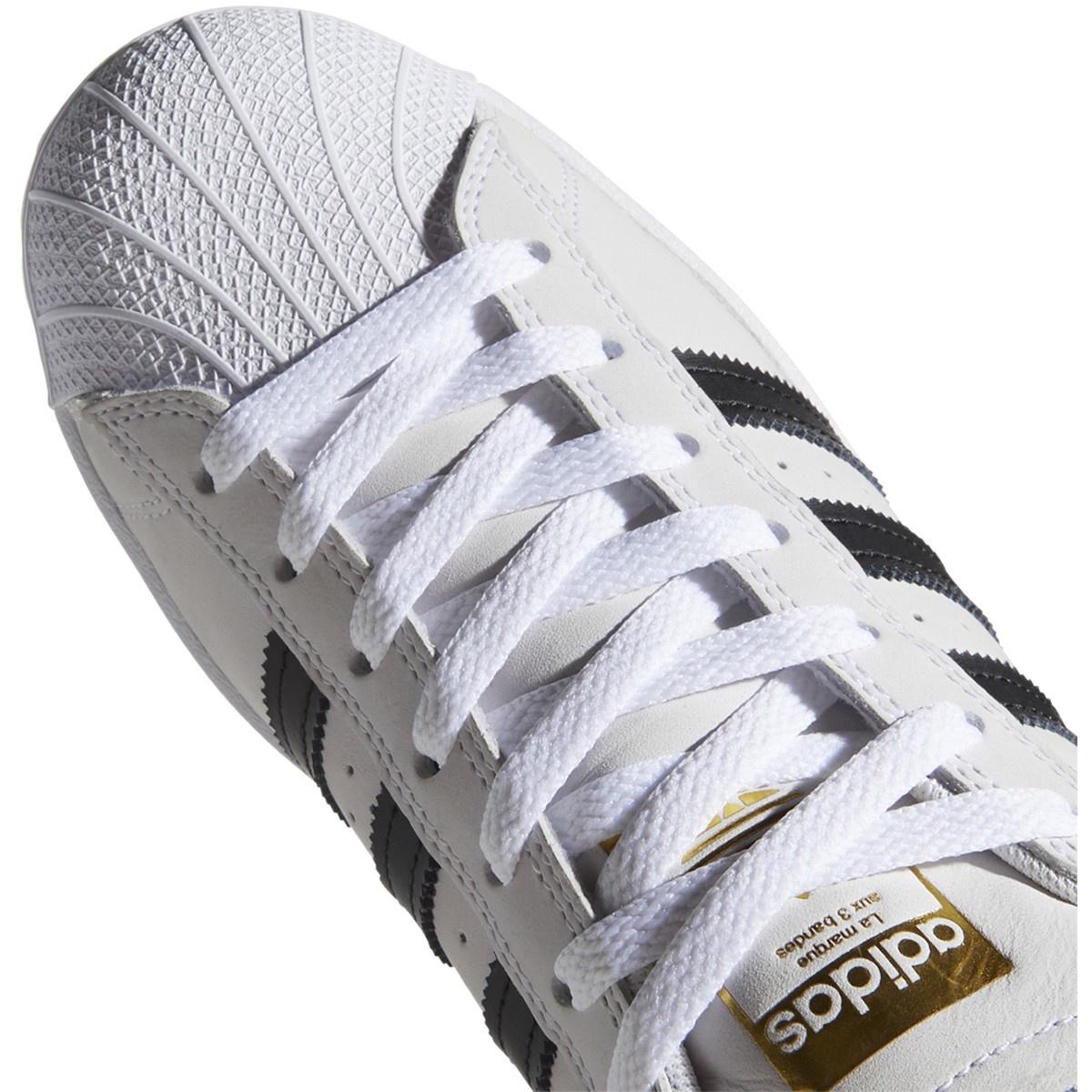Adidas Adidas Superstar ADV - White