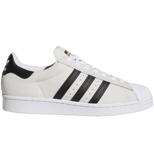 Adidas Adidas Superstar ADV - White/Black/Gold Metallic