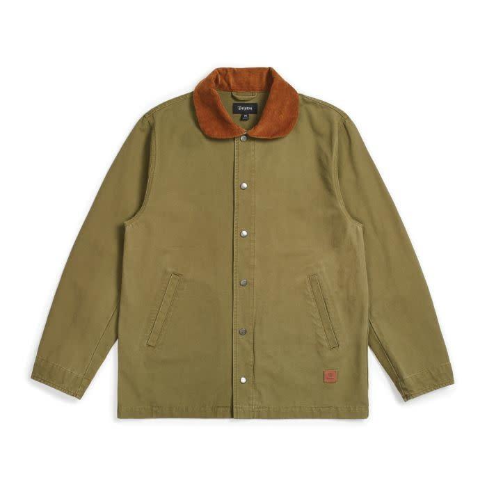 Brixton Brixton Mast LT Jacket - Olive