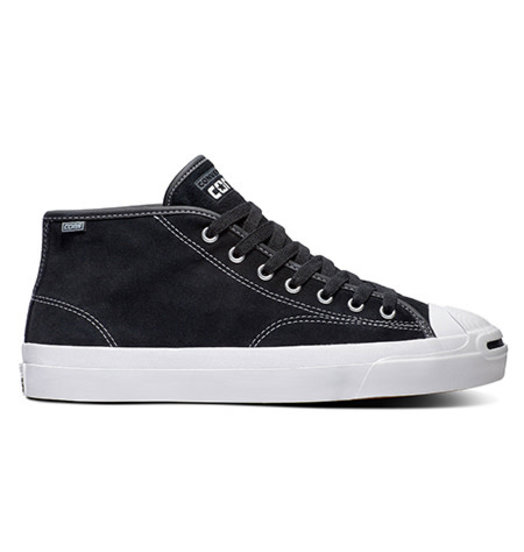 Converse Converse Jack Purcell Pro Mid - Black/white/Black