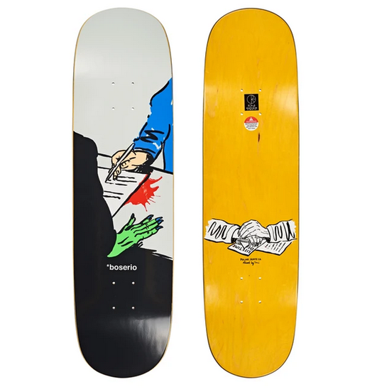 Polar Polar Boserio Lifetime Deal Deck - P2 8.5