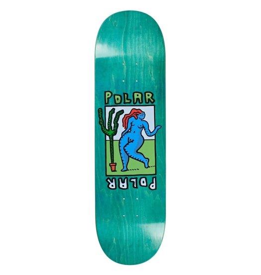 Polar Polar Cactus Dance Deck - 8.75