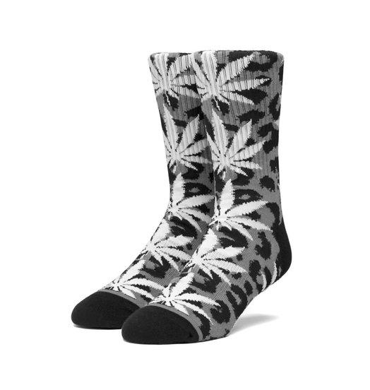 HUF Huf Neo Leopard Plantlife Socks - Black