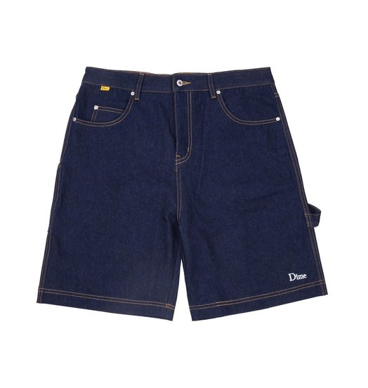 Dime Dime Jean Shorts - Blue