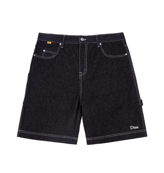Dime Dime Jean Shorts - Black