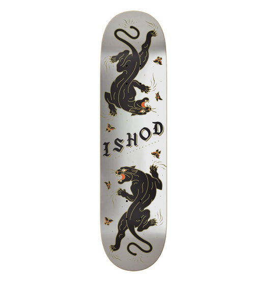 Real Real Ishod Cat Scratch Silver Deck - 8.5