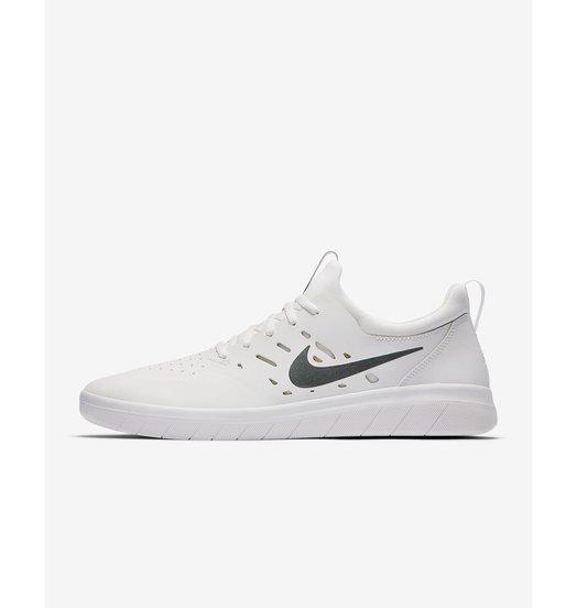 Nike Nike SB Nyjah Free - Summit White
