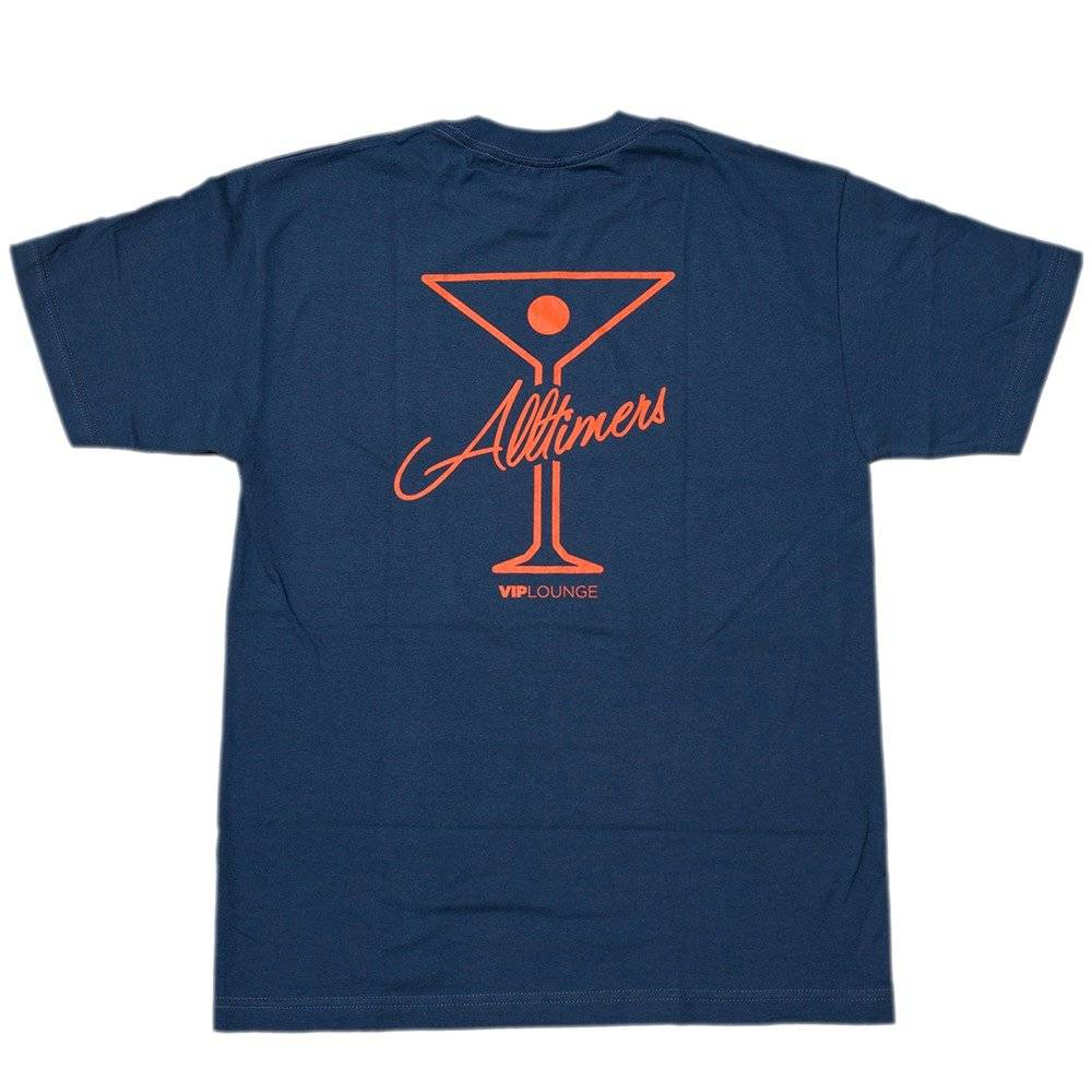 Alltimers Alltimers League Player Tee - Harbour Blue