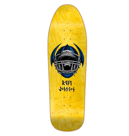 Blind Blind Rudy Johnson Jock Skull Silkscreened Deck