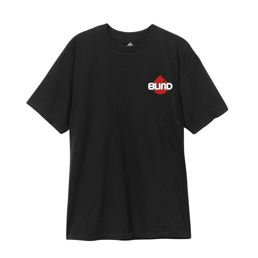 Blind Blind Jason Lee Dodo Skull Reissue Tee - Black
