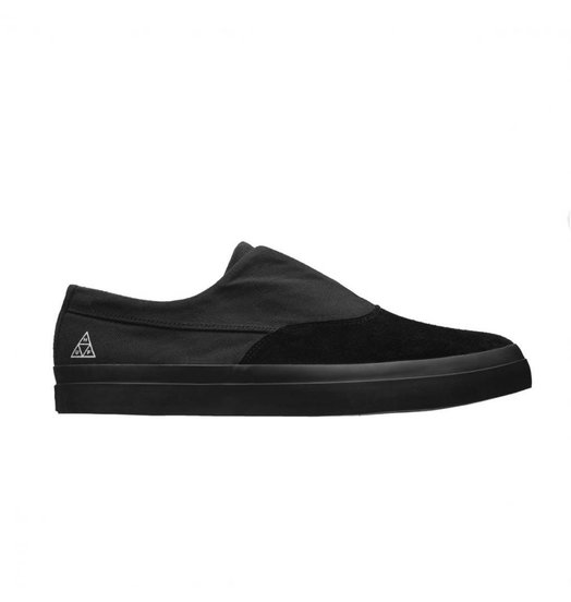 HUF Huf Dylan Slip On - Black/Black