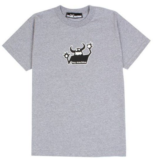 Toy Machine Sneeze Toymachine Black on Grey
