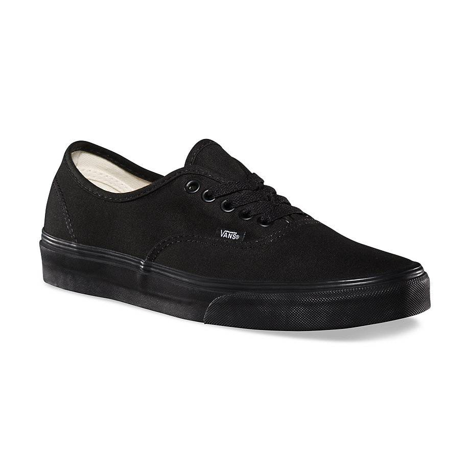 Vans Vans Authentic - Black/Black