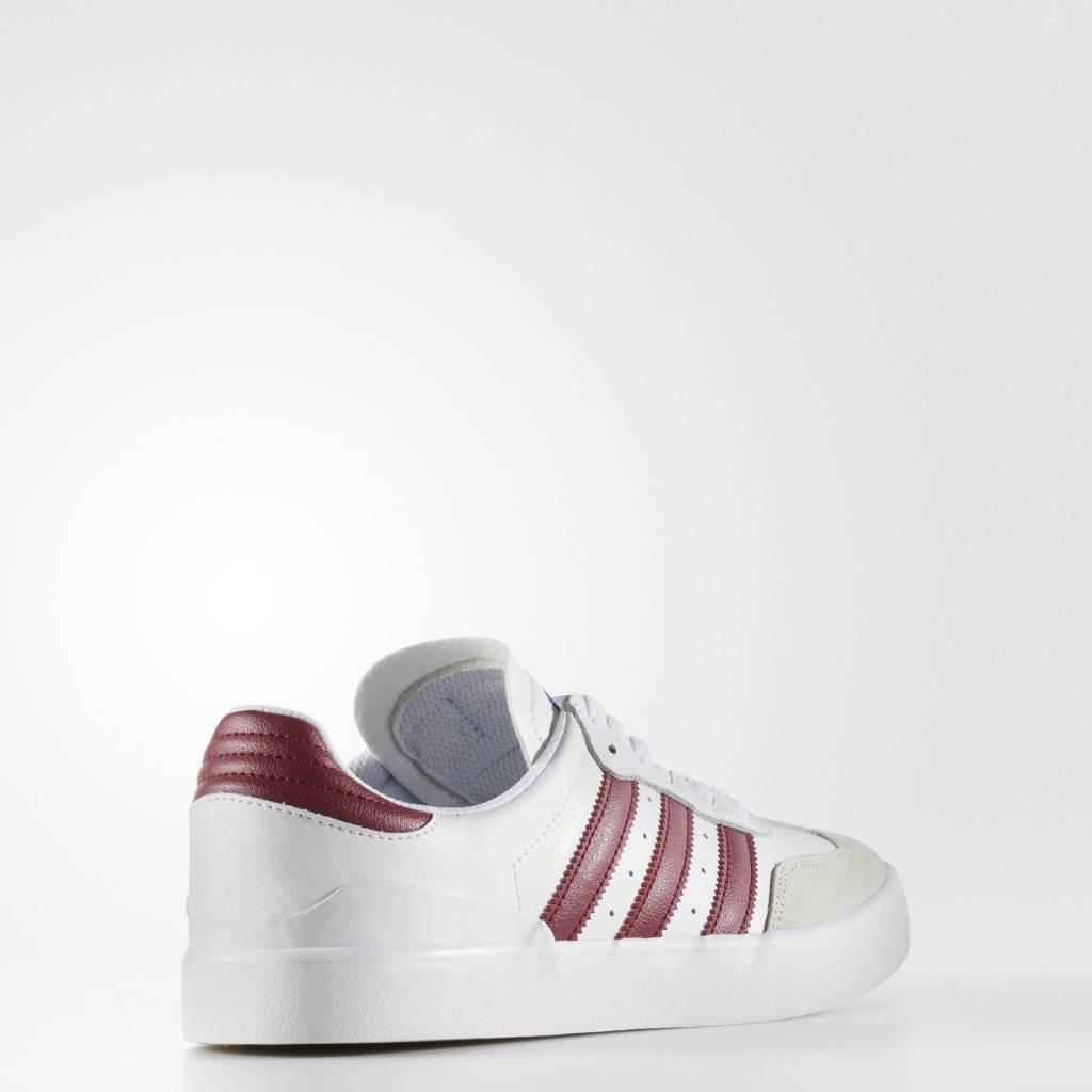Adidas Adidas Busentiz Vulc RX - White/Burgundy