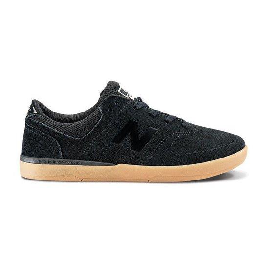 New Balance Numeric New Balance Stratford 533 - Black/Gum