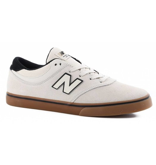 New Balance Numeric New Balance Quincy 254 Cloud White/Gum